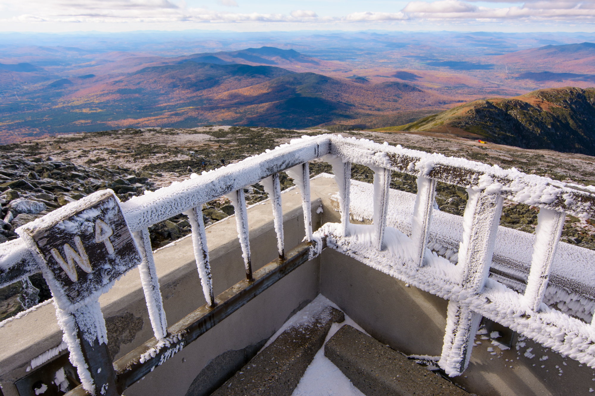 Mighty Mount Washington