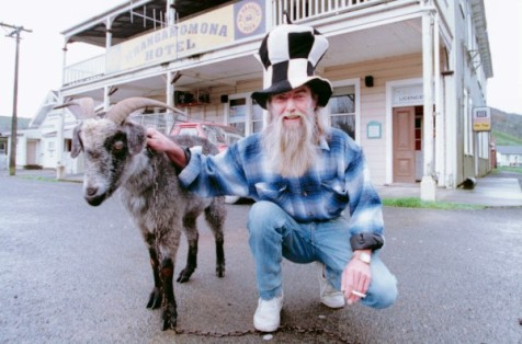 Billy Lee Goat