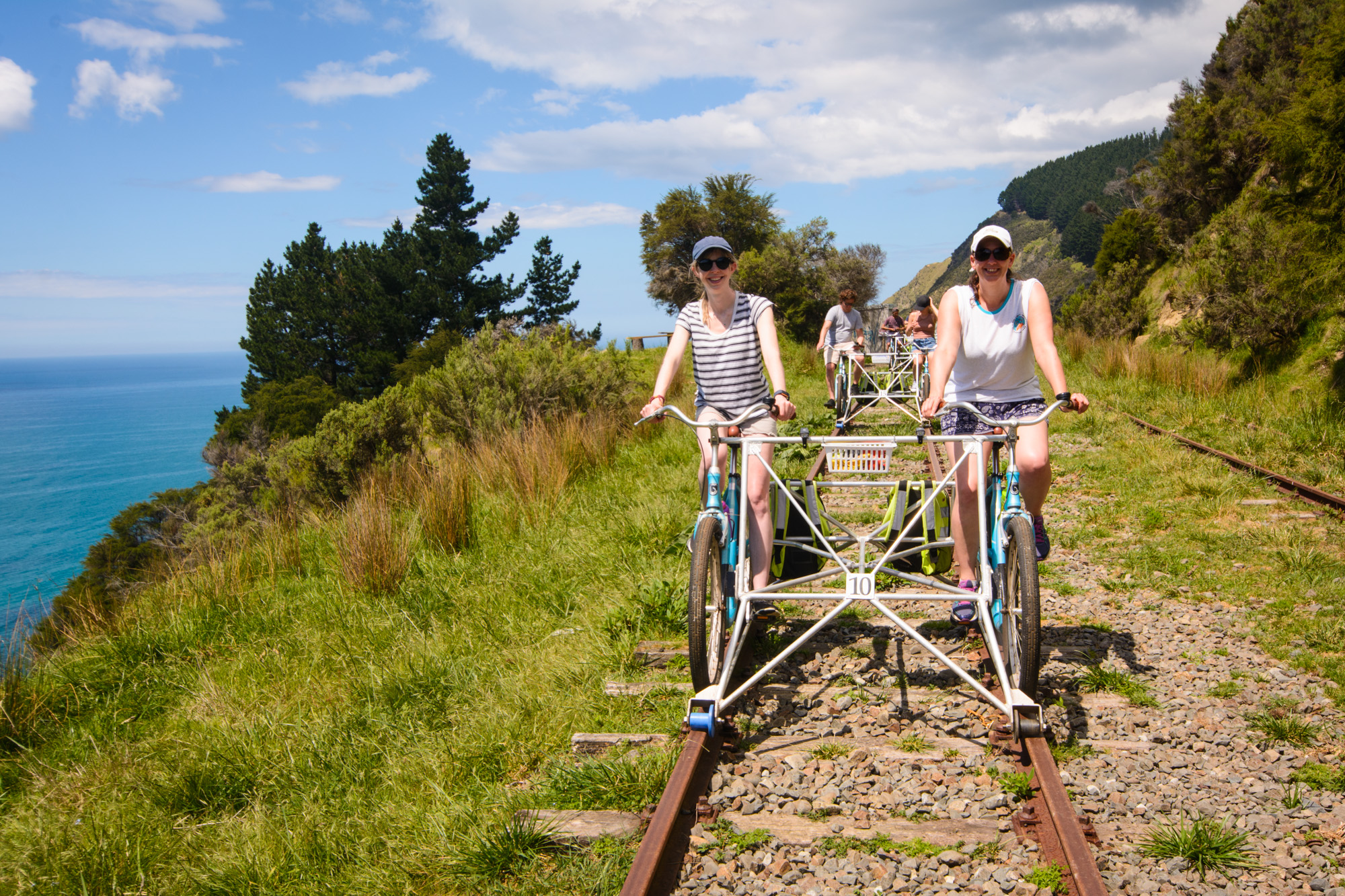 A Railbike Adventure